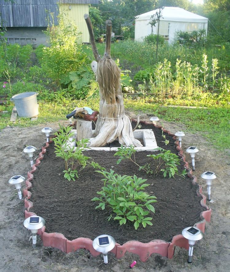 То наш конкурс авторской идеи для сада