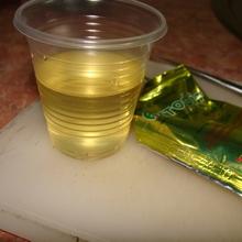 Актофит представляет собой желтую жидкость с запахом дуста, выпускаемую в фольгированном запаянном пакетике