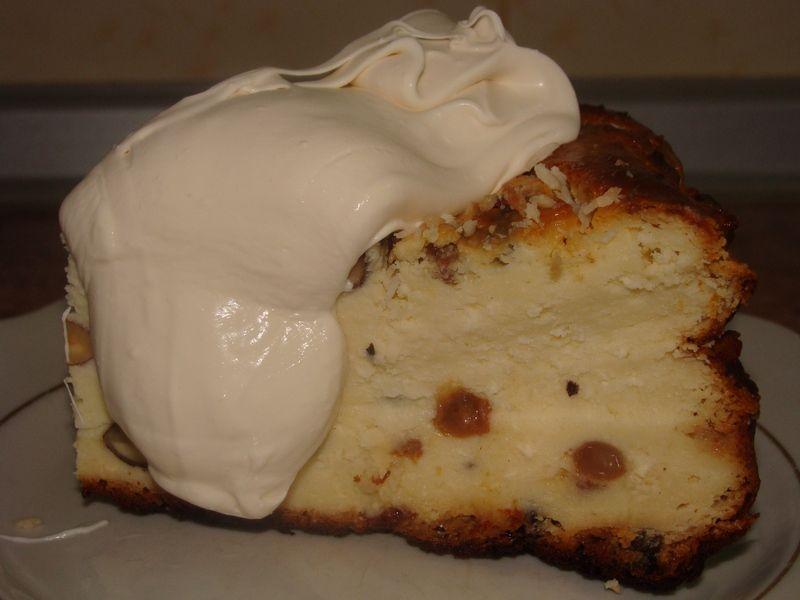 Творожная пасха рецепт пошагово в духовке