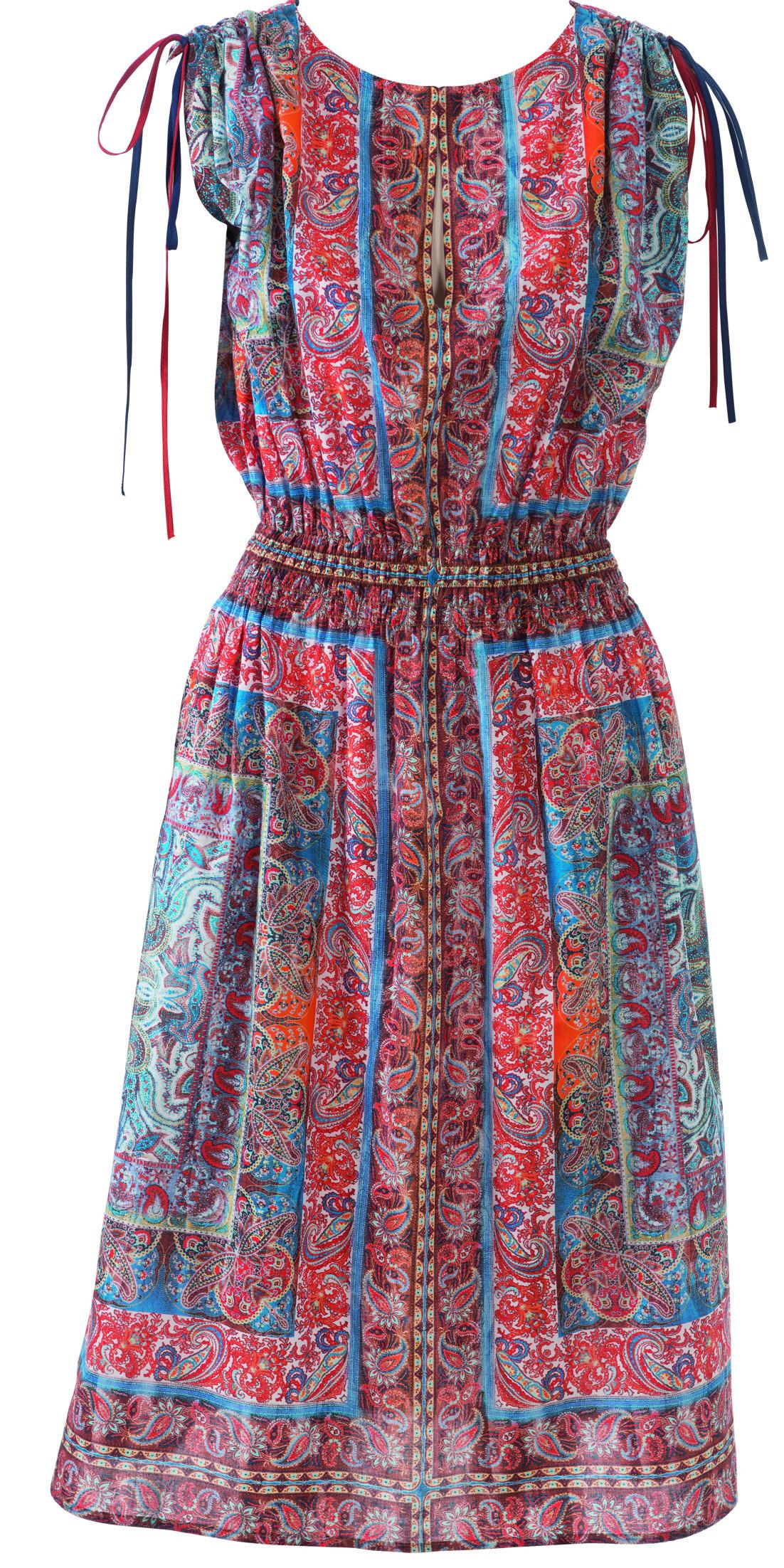 Как сшить платье с сборкой по лифу