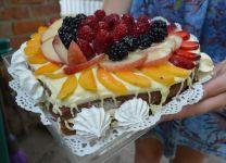 Идеи украшения тортов