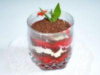 Панна Котта и другие рецепты десертов из клубники
