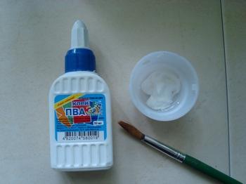 Как сделать и карандаша жидкий клей