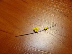 Раз ромашка, два ромашка - ромашка из бисера! Мастер-классы - Лепесток - Любительское цветоводство