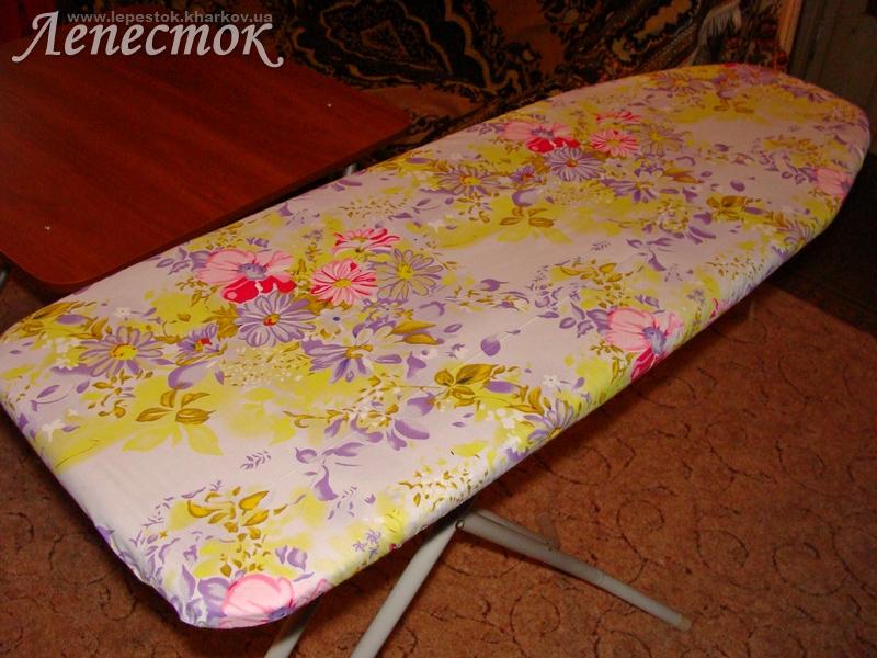 Сделать чехол для гладильной доски своими руками